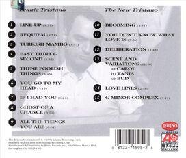Lennie Tristano - Lennie Tristano/The New Tristano