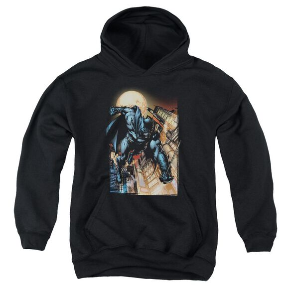 Batman The Dark Knight #1 Youth Pull Over Hoodie