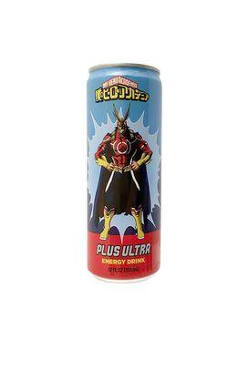 My Hero Academia Plus Ultra Energy Drink