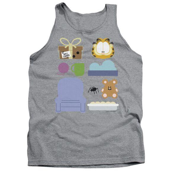 Garfield Gift Set Adult Tank Athletic