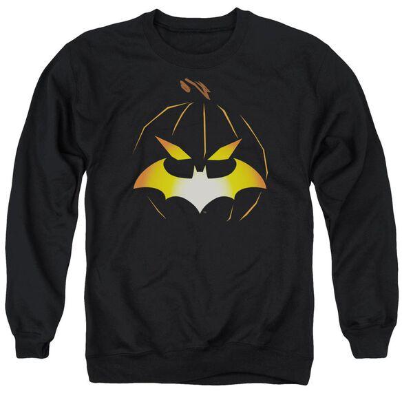 Batman Jack O'bat Adult Crewneck Sweatshirt