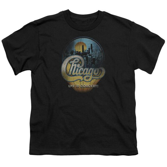 Chicago Live Short Sleeve Youth T-Shirt