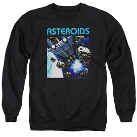 Atari 2600 Asteroids Adult Crewneck Sweatshirt