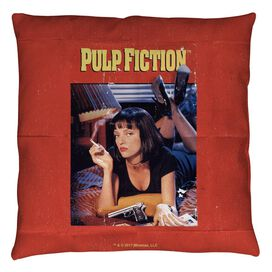 Pulp Fiction Pf Poster Throw