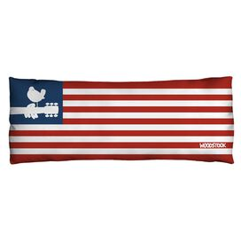 Woodstock Flag Microfiber Body