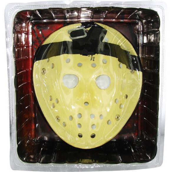 Friday The 13th Part 3 Jason Mask Replica Prop Fye