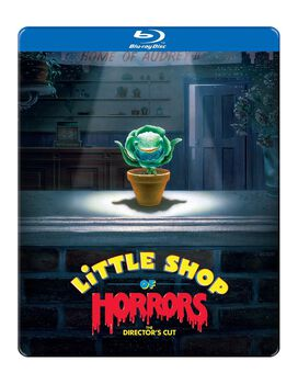 Little Shop of Horrors [Director's Cut] [Exclusive Blu-ray Steelbook]