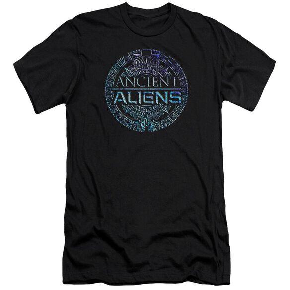 Ancient Aliens Symbol Logo Short Sleeve Adult T-Shirt