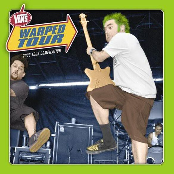 Various Artists - 2009 Warped Tour Compilation