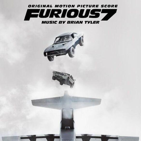 Furious 7 (Original Score) / O.S.T. (Gate) (Ogv)