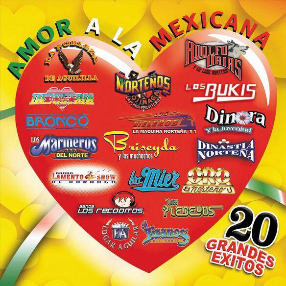 Amor A La Mexicana 0106