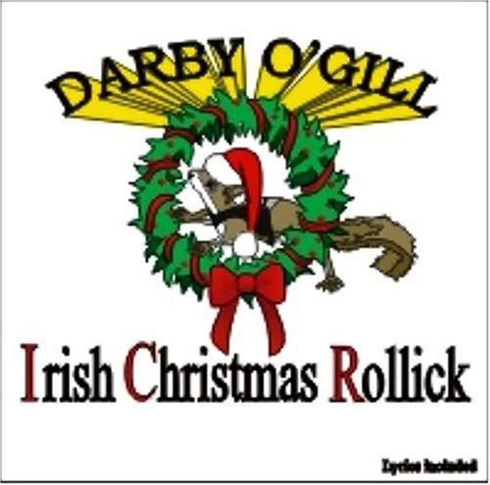 Irish Christmas Rollick by Darby O\'Gill - New on CD | FYE
