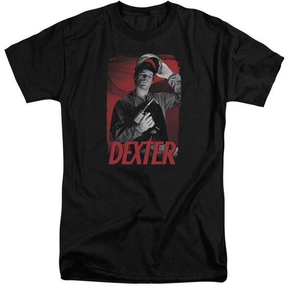 Dexter See Saw Short Sleeve Adult Tall T-Shirt
