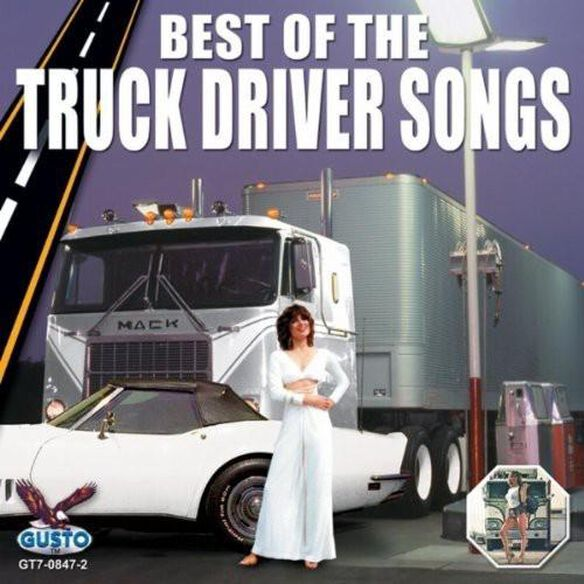 Various Artists - Best Of Truck Driver Songs
