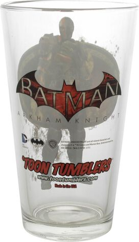 Batman Arkham Knight Deathstroke TT Pint Glass
