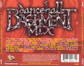 Various Artists - Dancehall Bashment Mix, Vol. 3