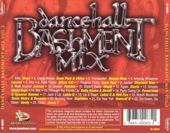 Dancehall Bashment V3