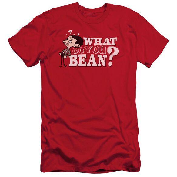 Mr Bean What You Bean Short Sleeve Adult T-Shirt
