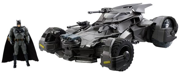 Ultimate Batmobile RC Vehicle and Figure