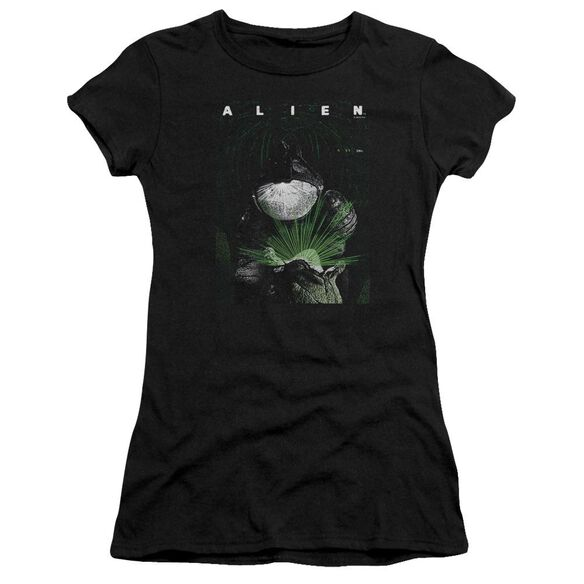 Alien Take A Peak Premium Bella Junior Sheer Jersey