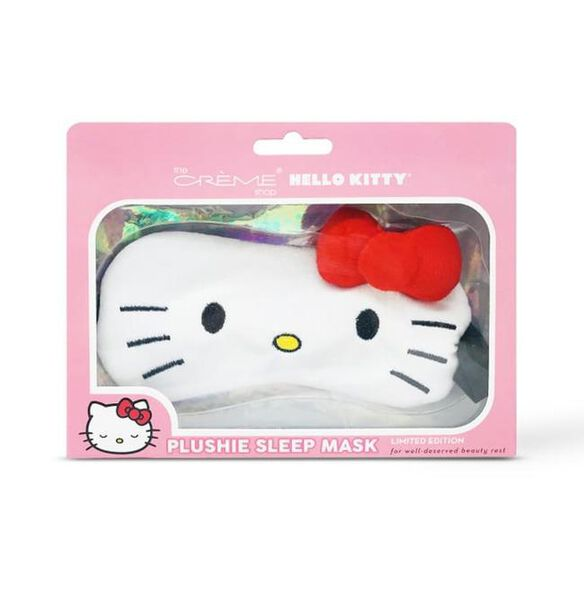 The Creme Shop Hello Kitty Plush Sleep Mask