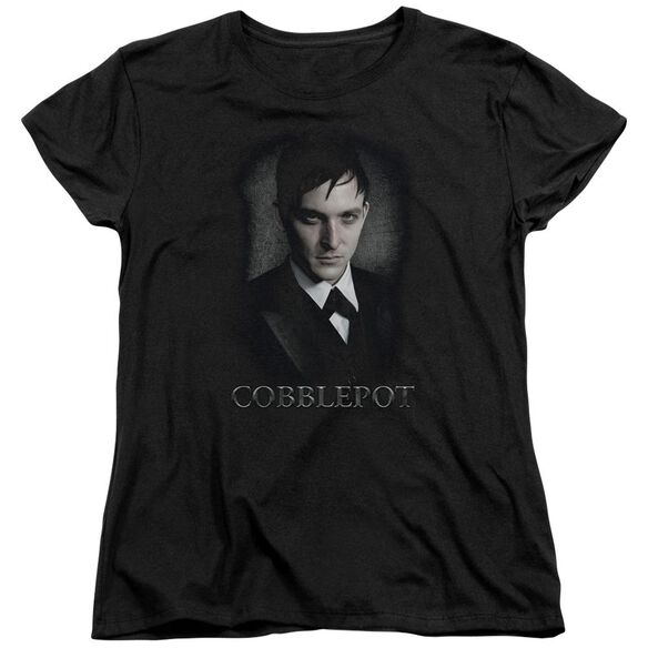 Gotham Cobblepot Short Sleeve Women's Tee T-Shirt