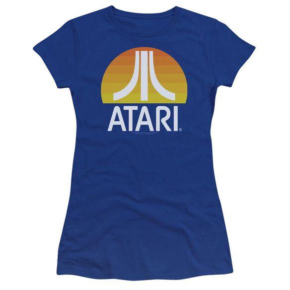 Atari Sunrise Clean Premium Bella Junior Sheer Jersey Royal