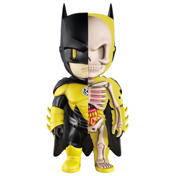 DC Comics XXRAY Figure Wave 5 Batman Yellow Lantern