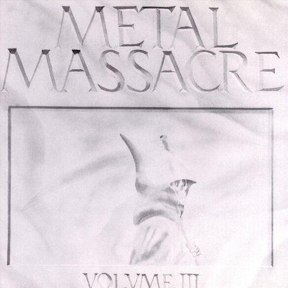 Vol. 3 Metal Massacre