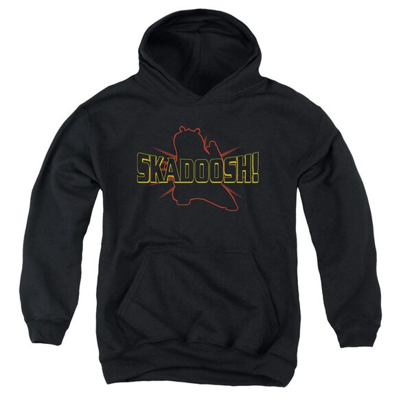 Kung Fu Panda Skadoosh Youth Pull Over Hoodie