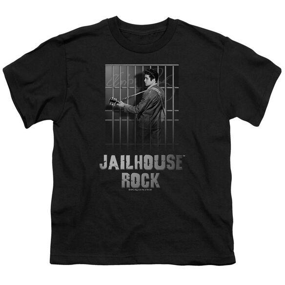 Elvis Jailhouse Rock Short Sleeve Youth T-Shirt