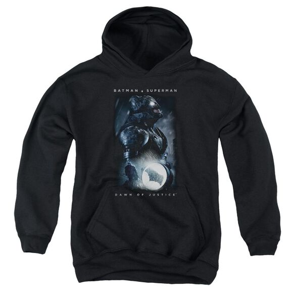 Batman V Superman Signal Youth Pull Over Hoodie