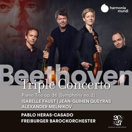 Isabelle Faust - Beethoven: Triple Concerto