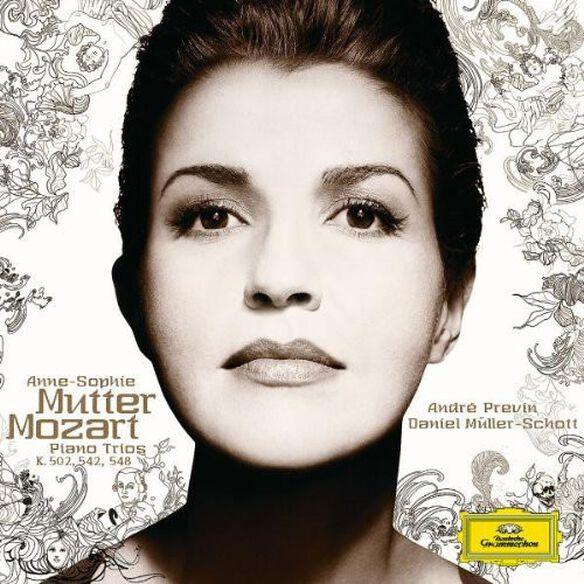 Mutter/ Mozart/ Muller-Schott/ Previn - Piano Trios