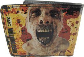 Walking Dead Zombie Bared Teeth Wallet