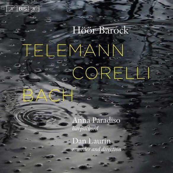 Telemann Corelli & Bach