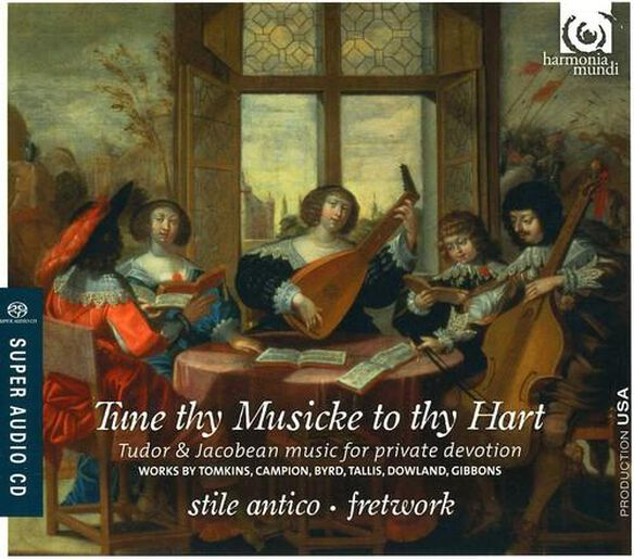 Tune Thy Musicke To Thy Hart (Hybr)