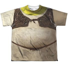 SHREK COSTUME-S/S YOUTH T-Shirt