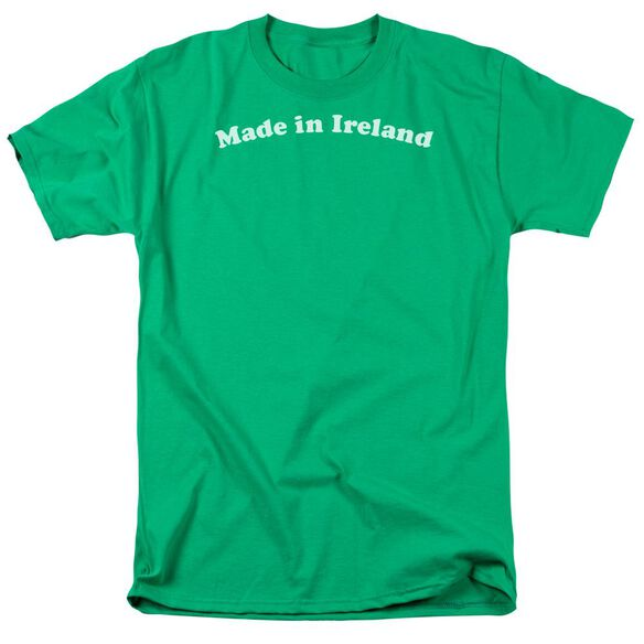 Made In Ireland Short Sleeve Adult Kelly T-Shirt