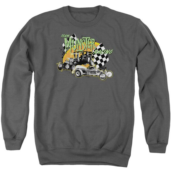 The Munsters Munster Racing Adult Crewneck Sweatshirt