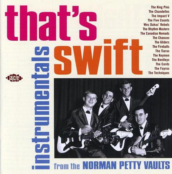That's Swift: From The Norman Petty Vault / Var