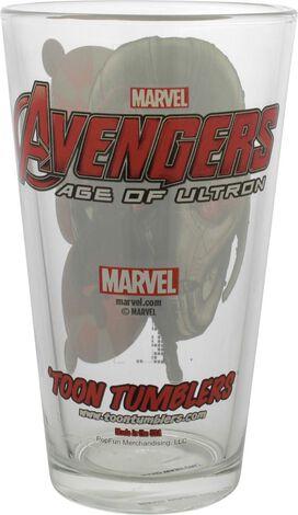 Avengers Age of Ultron Black Widow TT Pint Glass