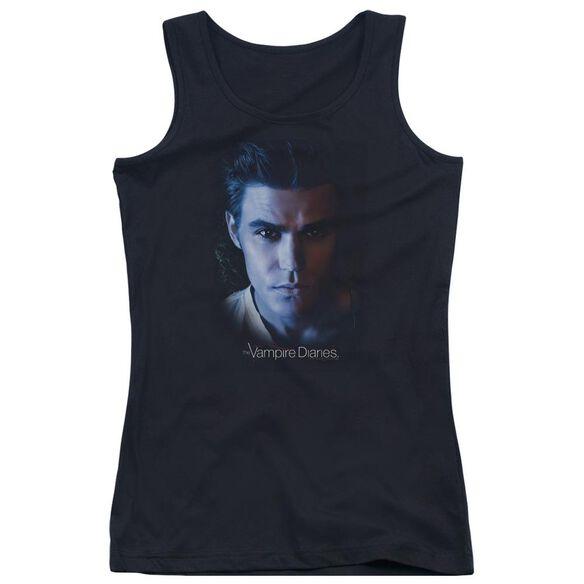 Vampire Diaries Stefan Juniors Tank Top