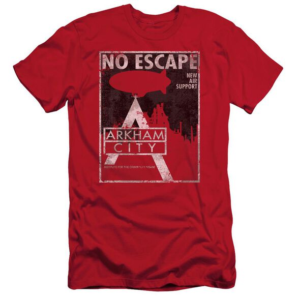 Arkham City No Escape Short Sleeve Adult T-Shirt