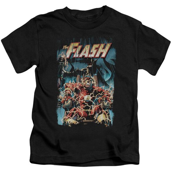 Jla Electric Chair Short Sleeve Juvenile T-Shirt