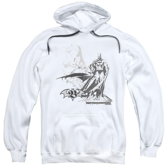 Batman Overseer Adult Pull Over Hoodie