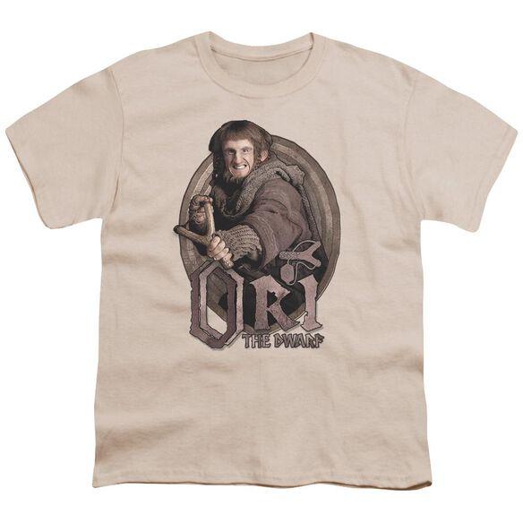 The Hobbit Ori Short Sleeve Youth T-Shirt