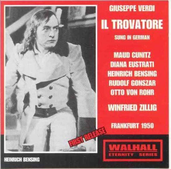 Cunitz - Il Trovatore