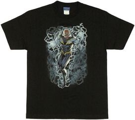 Black Lightning T-Shirt