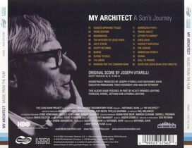 Original Soundtrack - My Architect (Music from the Film)